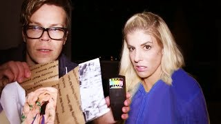 Truth Or Dare at 3am! Unboxing an Ebay Mystery Box width=
