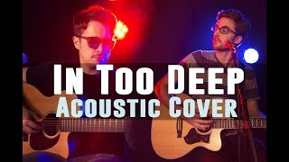 Sum 41 - In Too Deep | ACOUSTIC COVER Nick Warner, Frank Moschetto