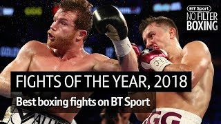 Top 10 boxing fights of the year on BT Sport in 2018