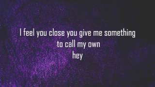 Good thing - JoJo (Lyrics)