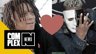 XXXTentacion and Trippie Redd Squash Their Beef