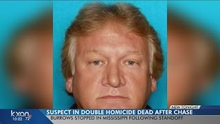 Suspect in Lake Travis double homicide is dead after Mississippi police chase