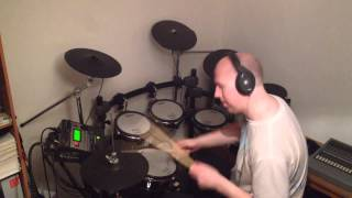 James - Waltzing Along (Roland TD-12 Drum Cover)