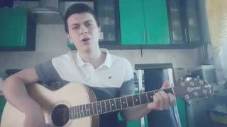 Баста, Полина Гагарина - Голос (cover - гитара)