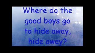 Daya - Hide Away (Music video and lyrics on screen) (lirik lagu)