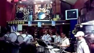 D2Drumline Revolver Drums Performance Sept 2010