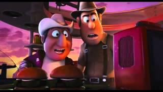 As Aventuras de Tadeo 3D -  Trailer Dublado [HD]