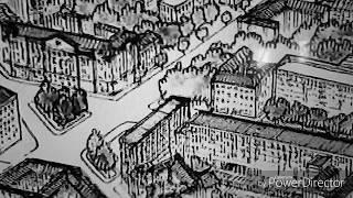 Eldo folklor w opuszczonym mieście