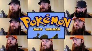 Pokemon Gold/Silver/Crystal - New Bark Town Acapella