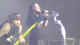Korn   Narcissistic Cannibal - GODS OF METAL '16 - MILAN