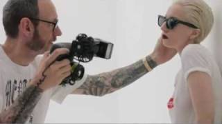 Lady Gaga - Supreme [Terry Richardson] (Behind the Scenes)