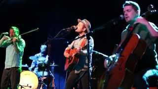 "Gregory Alan Isakov ""Astronaut"" The Sinclair 4.14.15"