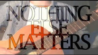 Driek van der Stam - Nothing Else Matters (Metallica cover)