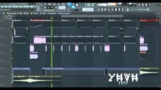 DJ SNAKE - Propaganda (YHVH Remake) FL Studio