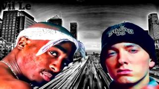 Eminem ft. 2Pac - I'm a Soldier (NEW 2016)