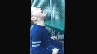 Boy Drops Ice Cream