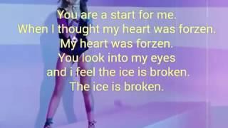Akcent feat  Lidia Buble   Serai HD Lyrics video