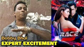 Bobby Bhai EXCITEMENT On Race3 Releasing This Eid | Salman Khan, Jacqueline Fernandez, Bobby Deol