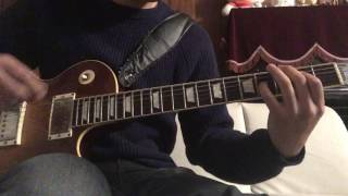 B'z FRICTION-LAP2-  (guitar cover)