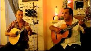 """Guitarrada n´O Cais (Silves) em 2012-08-23, """"Lisboa antiga"""""""