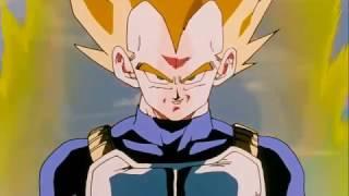 """""""Yo soy tranquilo y mi corazón es puro... ¡mi corazón tiene pura maldad!"""" Vegeta - Dragon Ball Z"""
