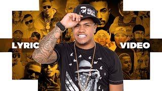 MC Davi - Fiquei Só (Lyric Video) Perera DJ