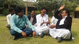 Comedy kings ali gul mallah sohrab somro funny conversation with   funny asghar khoso  width=
