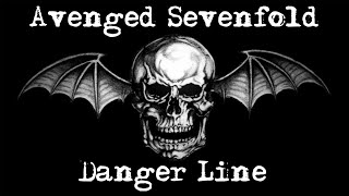 Avenged Sevenfold - Danger Line - Guitar Solo Cover