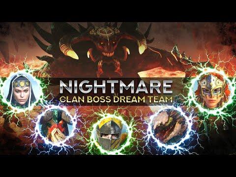 The Perfect Clan Boss Team + Advanced Tips I Raid Shadow Legends