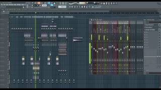 Jason Derulo - Swalla (Instrumental-remake-flp )