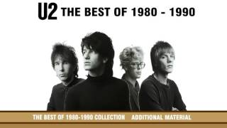 Teste Menu DVD U2 Best Of 1980-1990
