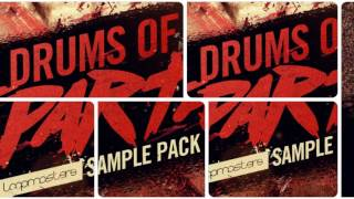 Drums Of Sparta - Cinematic Drum & Percussion Samples - Loopmasters