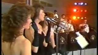 Boogie Woogie Bugle Boy of Company B ... Girl-Talk Live with the Hot City Orchestra