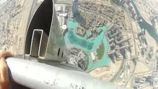 Burj Khalifa Street View - التجوّل الافتراضي لبرج خليفة