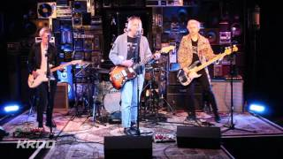SWMRS - Boys Don't Cry (LIVE at the KROQ Red Bull Sound Space)