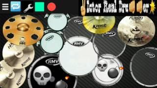 Wesley Safadão-Um Centimetro  #WS #Real Drum #Drumcover