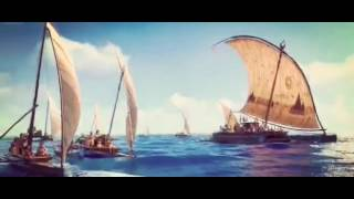 "The ancestors song ""We know the way"" - Moana"