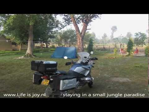 Nepal on BMW R1200GS motorbike. Traveling from Holland to Nepal. Moto motorcycle world travel