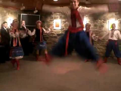 Hopak Dance at Embassy of Ukraine. Presented by thingstodoDC.com