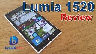 Lumia 1520 - Review
