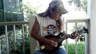 Copperhead Road  Steve Earle cover
