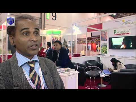 Bangladesh at The World Travel Market London  Exposure TV
