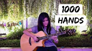 (Fifth Harmony) 1000 Hands - Josephine Alexandra | Fingerstyle Guitar Cover