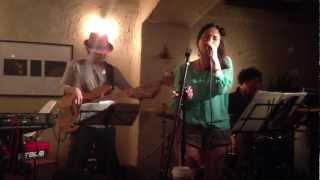 Yolis LIVE「  Cindy Lauper - True Colors  」 Cover