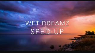 Wet Dreamz By J.Cole//SPED UP
