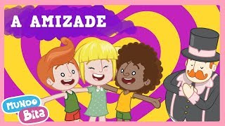 Mundo Bita - A Amizade [clipe infantil]