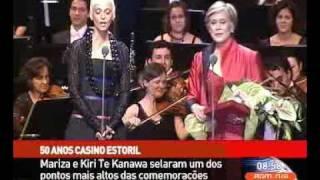 Kiri Te Kanawa e Mariza- 'Summertime' (Live at Casino Estoril)