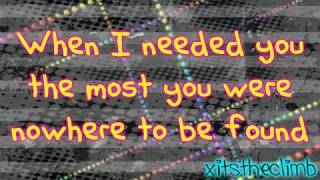 Tila Tequila - Paralyze. (Lyrics)