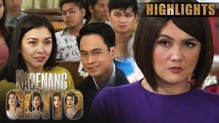Daniela, sinubukan pigilan ang pag-piyansa ni Romina | Kadenang Ginto (With Eng Subs)