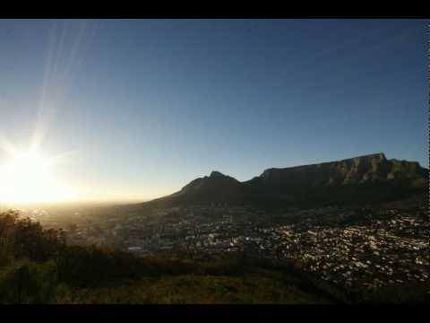 Timelapse – Table Mountain Sunrise